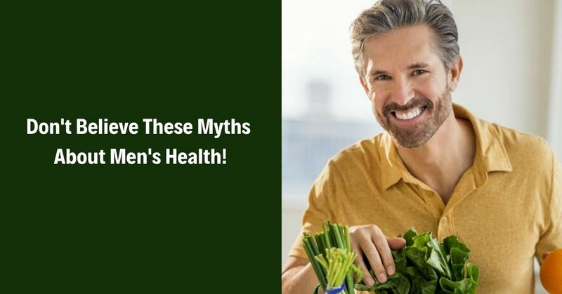 Myths About Men's Health