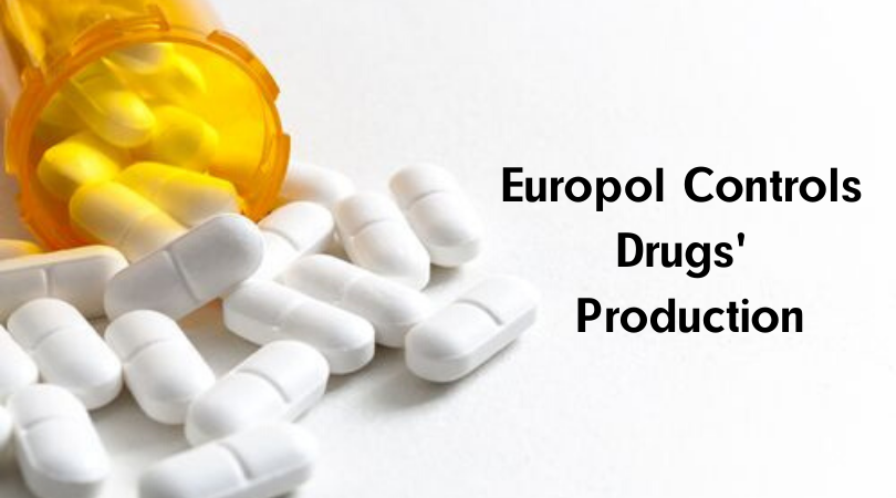 Europol Controls Drugs' Production