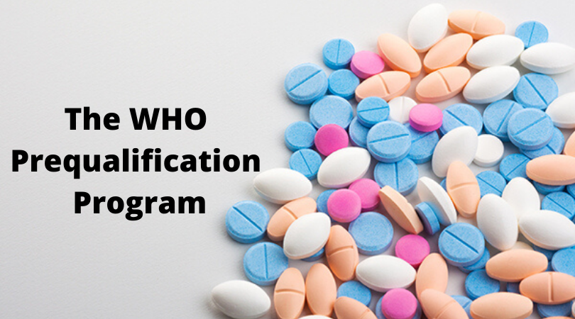 The WHO Prequalification Program